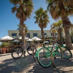 Beach acces St. Kilda republica