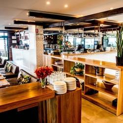 Lovceley space St. Kilda beach dining Republica