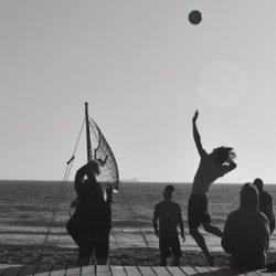 Beach Bar St. Kilda Republica Volleyball
